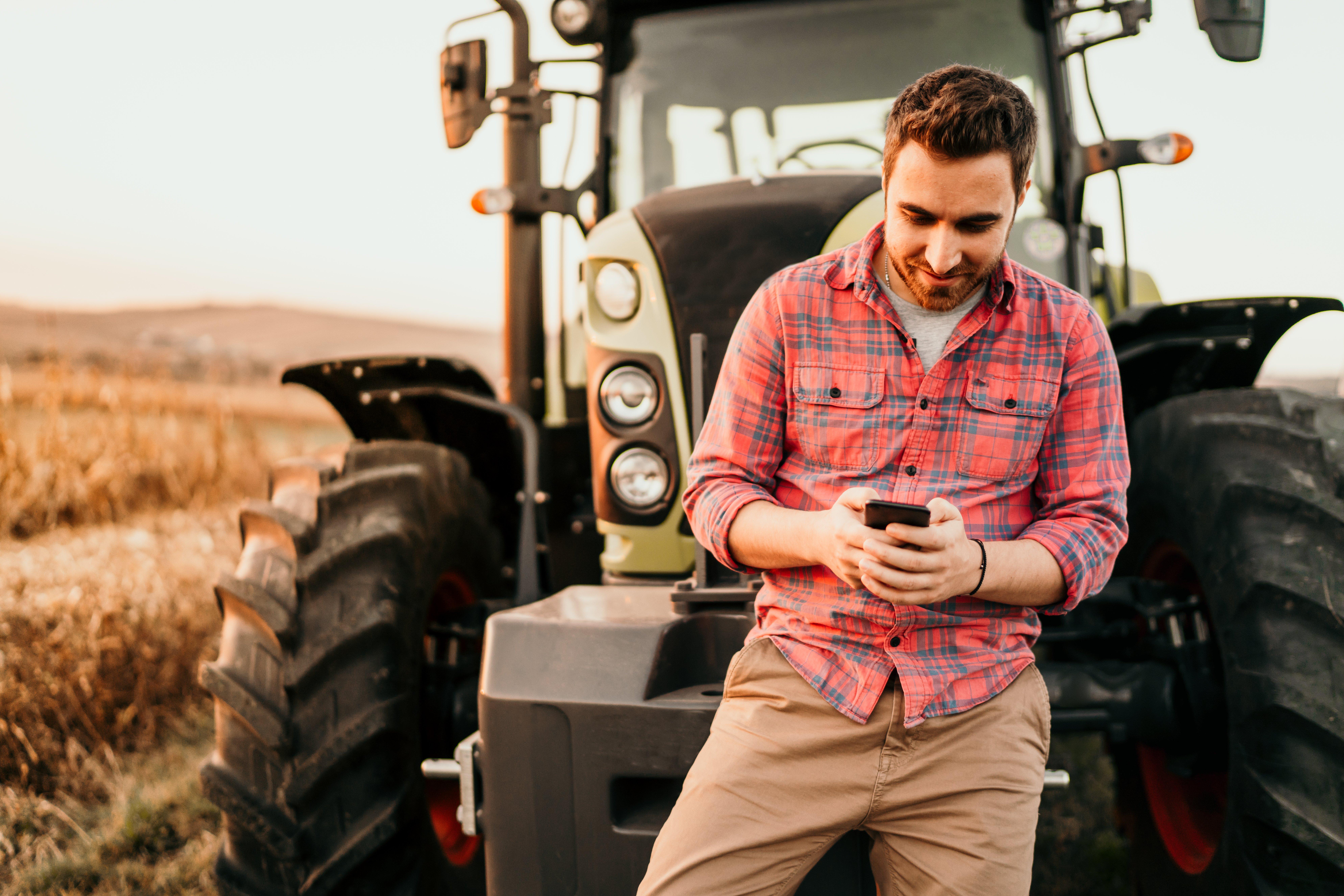 Agricultura digital facilita acesso à informação