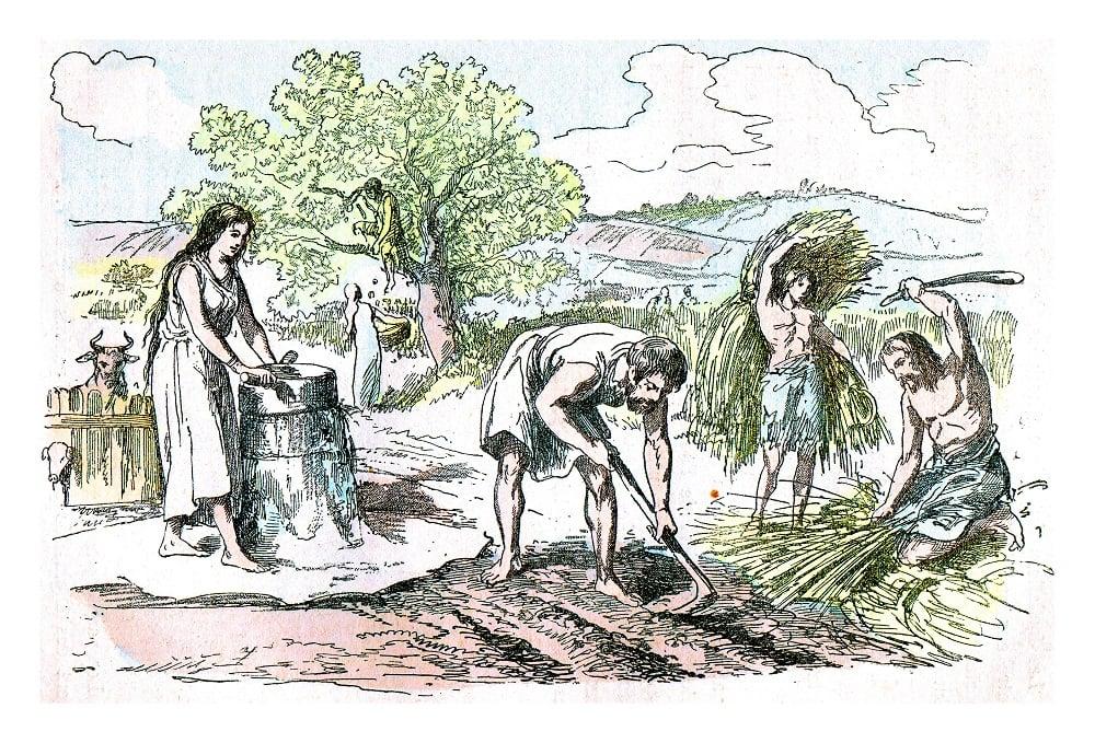 Agricultura na Idade do Ferro